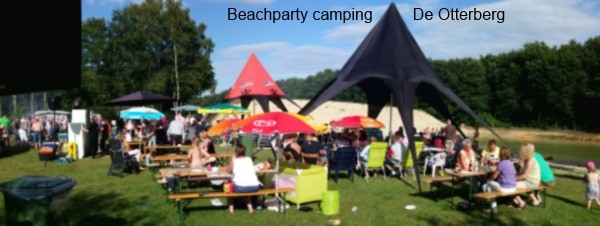 Beachparty camping de Otterberg